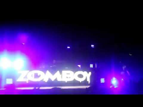 Zomboy - Airborne (MUST DIE! Remix) [Live Electro Field Puerto Rico]