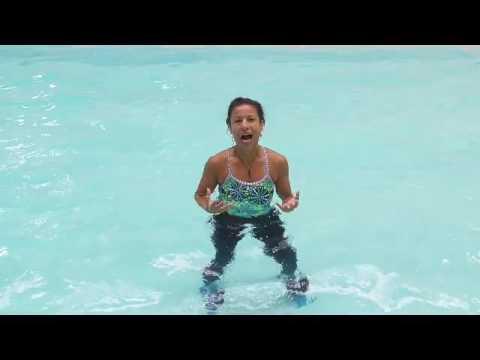 Aqua instructor tip #100 Combination move