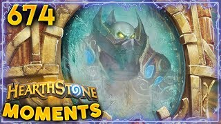 Unlikely Answer!! | Hearthstone Daily Moments Ep. 674