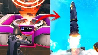 How the BUNKER*SECRET* MISSION will be *LANZARED* in Fortnite: battle royale