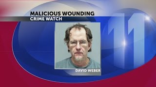 Southwest VA man faces malicious wounding charge