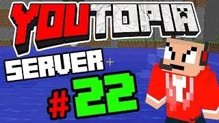 【Minecraft】YouTopia#22 尋找世外桃源
