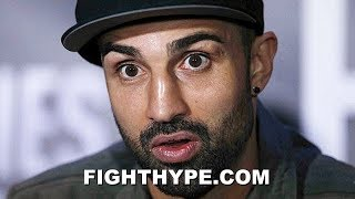 PAULIE MALIGNAGGI REACTS TO SAUNDERS LICENSE DENIAL FOR FAILED TEST; SOUNDS OFF ON DOPING EPIDEMIC