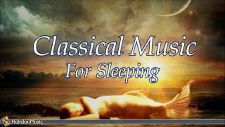 8 HOURS Classical Music for Sleeping: Relaxing Piano Music Mozart, Deb