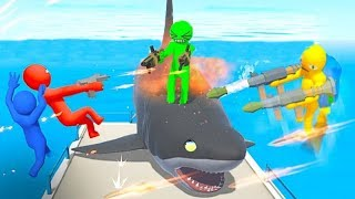 HAVOCADO - O INICIO DA ZUEIRA no NOVO GANG BEASTS 2019!!!