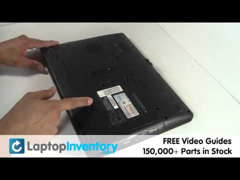 Gateway Battery Replacement | Laptop Notebook Install Guide, Replace