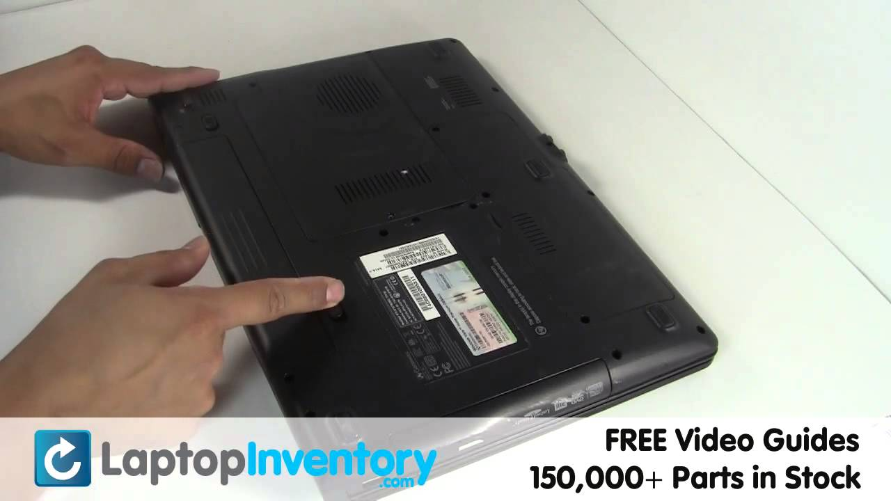 Gateway Battery Replacement