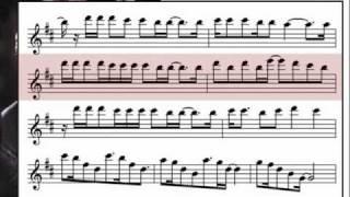 Careless whisper - (Alto Sax score) - Claudio Navarro Guenel