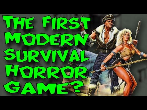 The First Modern Survival Horror Game? - GYCW Halloween Special III
