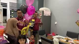 Download Celebrate birthday Ibu Haromi Bidin yg ke 61 tahun | 8 July 2020