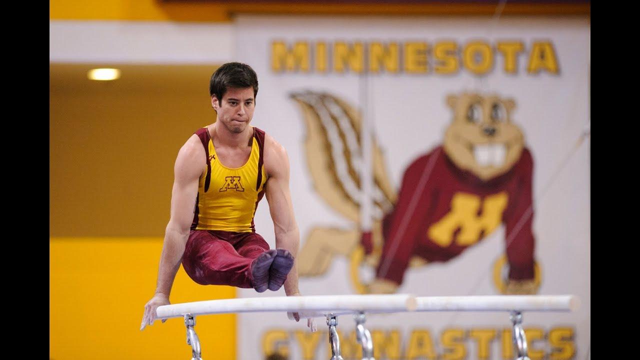 Men's Gymnastics Highlights: Minnesota Defeats Air Force ...