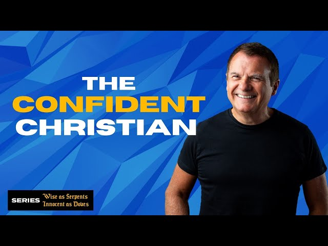 The Confident Christian   Andrew Owen