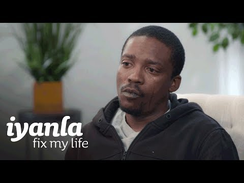 Heartbroken Son Confronts Formerly Incarcerated Father Who Denies Him   Iyanla: Fix My Life   OWN