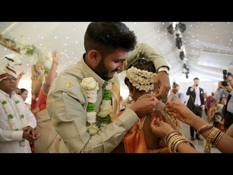 AN INDIAN WEDDING ASHOK & ARULMALAR -2016