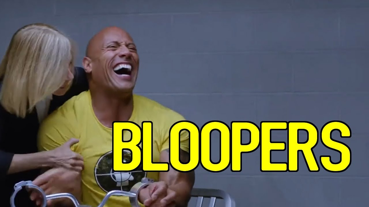 Download Central Intelligence - Bloopers, Gag Reel, Outtakes