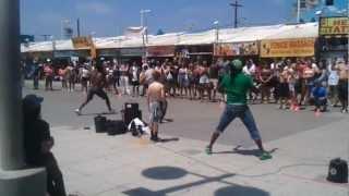 Calypso Tumblers: Venice Beach, CA
