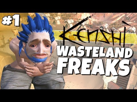 Kenshi - Wasteland Freaks #1 - Humble Beginnings |