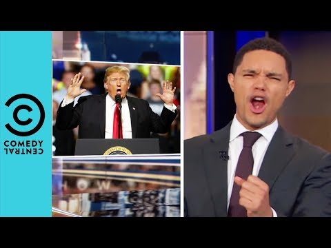 Space Force Just Got Boring | The Daily Show With Trevor Noah thumbnail