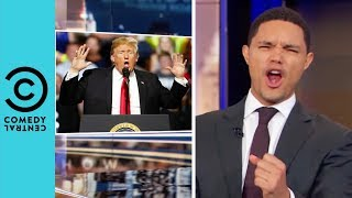 Space Force Just Got Boring | The Daily Show With Trevor Noah