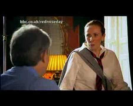 Catherine Tate Meets Tony Blair Comic Relief 2007