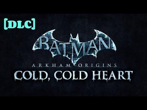 """Batman: Arkham Origins"" full [DLC] walkthrough (Hard) ""Cold, Cold Heart"""