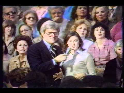 Michael O'Harro on Phil Donahue Manwatchers