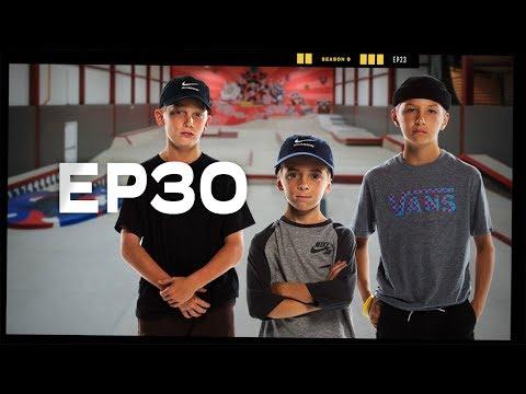 Skate Vacation - EP30 - Camp Woodward Season 9