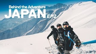 Perfect Japanese Alps - Japan Snow BTS EP2