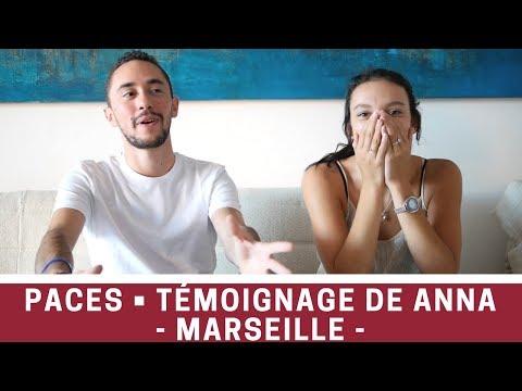 Réussir sa PACES - Témoignage de Anna à MARSEILLE !