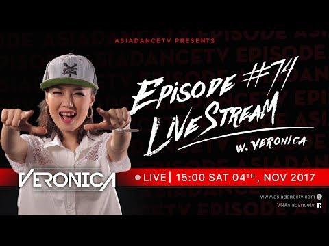 Asia Dance TV - Episode: 74 DJ VERONICA