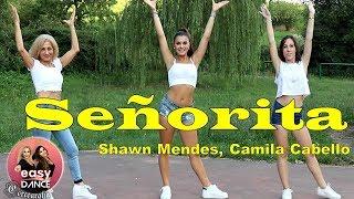 Señorita || Shawn Mendes, Camila Cabello || balli di gruppo || easydance coreografia Video