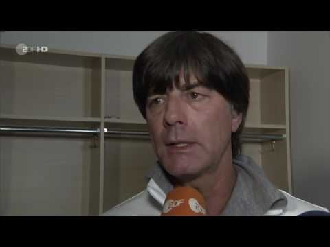 Joachim Löw - Sportstudio Interview 25/03/17