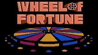 Wheel of Fortune: Featuring Vanna White - NES Gameplay