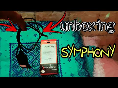 Unbox symphony charger best charger for Android tutorial in Bengali by all is heare with sakib