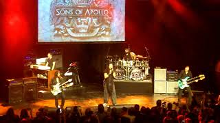 Sons of Apollo: Sign of the Time