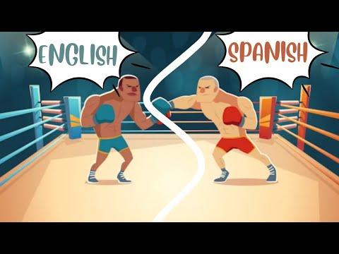 English - Spanish Common Words