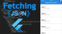 How to display json data in flutter charts - Free Music Download