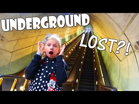 World's Largest Escalator -- Longest in the Entire Western Hemisphere!