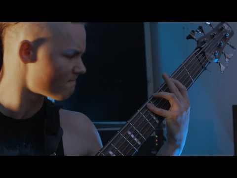 REAPING ASMODEIA - Irreversible Evolution  (Bass Playthrough, Roman Pinter)