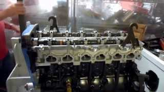Toyota 2JZ Engine Simtest