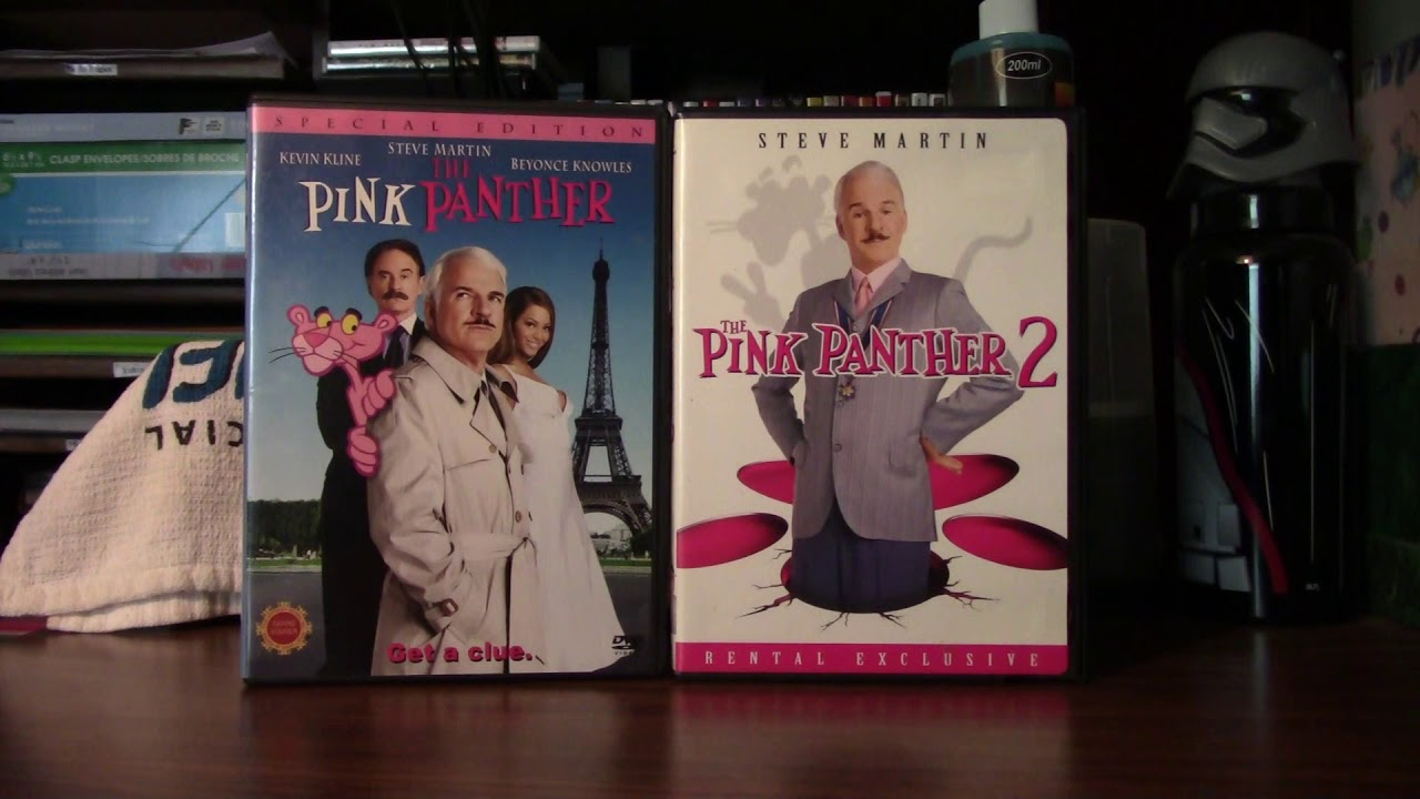 Download The Pink Panther (2006) & The Pink Panther 2 (2009)