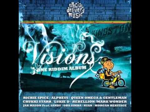 Visions Dub Riddim (Instrumental Version)