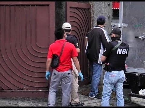 NBI raids suspected shabu lab in San Juan City