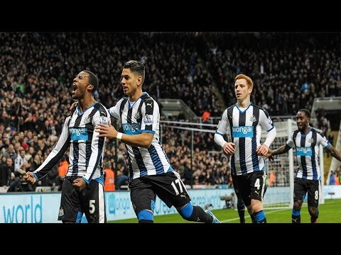 Newcastle United Vs Liverpool 2-0 - All Goals & Highlights - 06.12.2015