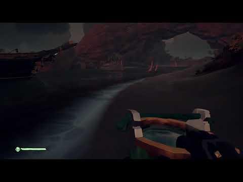 """Sea of Thieves """"Drunken Sailor"""" audio glitch"""