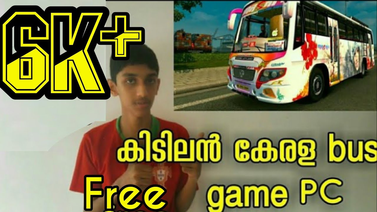 Best Kerala Bus Game |ETS2| MOD|FrontwoodsGamers™