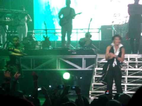 JANET - DOESN'T REALLY MATTER Live In Jakarta