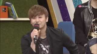 """After School Club - Ep02C02 Heo Young-saeng """"The Art of seduction"""" , M.I.B """"Nod along"""""""