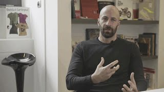 Valerio Cometti+V12 Design- Customer Story on Innovation, Design and Creativity- Italy