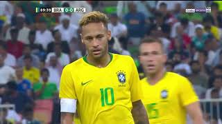 Download Video Brazil Vs Argentina Highlights friendly Match KSA.  Brazil 1 Argentina 0 MP3 3GP MP4